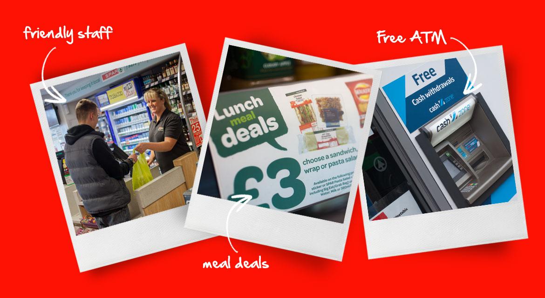 Spar Food Stamps